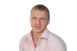 Arturas Gotautas has been promoted to the role of Senior Installer at Quadrant2Design