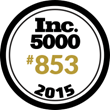 SMICO Ranks No. 853 in the 2015 Inc. 5000 Awards