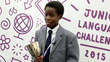 Third time lucky for child genius Tudor as he wins national EuroTalk Junior Language Challenge