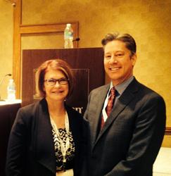 Debbie Carlisle, President of OFPSA