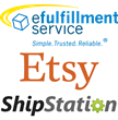 eFulfillment Service Integrates with Etsy & ShipStation