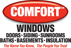 Comfort Windows Logo - Comfort Windows