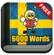 Learn Swedish 6,000 Words Android App Got Redesigned and Re-Launched by Fun Easy Learn