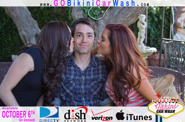 All American Bikini Car Wash 2015 Hottest Comedy Has