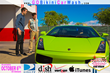 All American Bikini Car Wash - Jack Cullison, Jason Lockhart and a Lamborghini Gallardo Coupe
