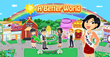 A Better World Game Offers a Fun Way to Do Good During Random Acts of Kindness Week