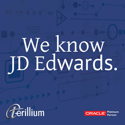 Terillium knows JD Edwards