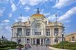 Palacio de Bellas Artes, site of gala event with private performance by the Ballet Folklórico de Mexico