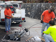 San Francisco Bay Area Trenchless Pipe Bursting Manufacturer, TRIC Tools, hosts CAL-STEAM Counter Day