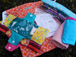 The Days for Girls kit design is the result of feedback from women all over the world.