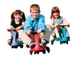 Kids love The Original PlasmaCar