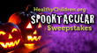 American Academy of Pediatrics' HealthyChildren.org Celebrates Halloween with Spooktacular Sweeptakes