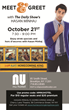 Meet The Daily Show's Hasan Minhaj at NU Hotel Brooklyn