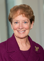 Julie Ann Freischlag, UC Davis vice chancellor for human health sciences and dean of the UC Davis School of Medicine