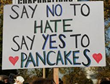 Spread the love.  Say yes to pancake BALLZ.