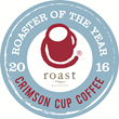 Crimson Cup Coffee & Tea is Roast magazine's 2016 Macro Roaster of the Year