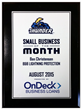 NJ Lightning Protection Firm Wins National Award from OnDeck Capital and Trenton Thunder