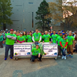 Air Force Runners Raise Awareness for ATRS Clothing Recycling at Rock 'n' Roll Denver Marathon & 1/2