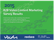 View the Results from Our Video Content Marketing Survey