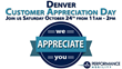 Customer Appreciation Day, Denver, Performance Mobiity