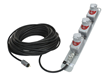 Triple Receptacle Explosion Proof Extension Cord Released by Larson Electronics