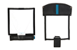 FlashBender 2 Mirrorless Soft Box Kit makes a soft box with the included Reflector and Diffusion Panel