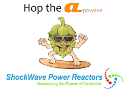 Hop the ApoWave Logo