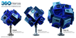 360Heros new patent covers multi-camera configurations popular in VR 360 video filmmaking.