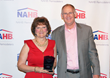 "Lewis was awarded the ""Homes for Life"" award from the National Association of Home Builders (NAHB) Remodelers for her work in using interior design to adapt current living spaces for Baby Boomers."