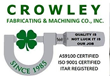 Phone Number: (607)484-0299Fax Number:  (607)484-0228Email: sales@crowleyfab.comWebsite: http://www.crowleyfab.com/