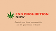 HOBO Unveils Latest Effort In Continuing PSA Campaign To End Prohibition Of Marijuana