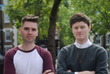 Roomr Founders - Jordan (left) and Paul (right)