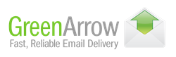 GreenArrow Email Logo