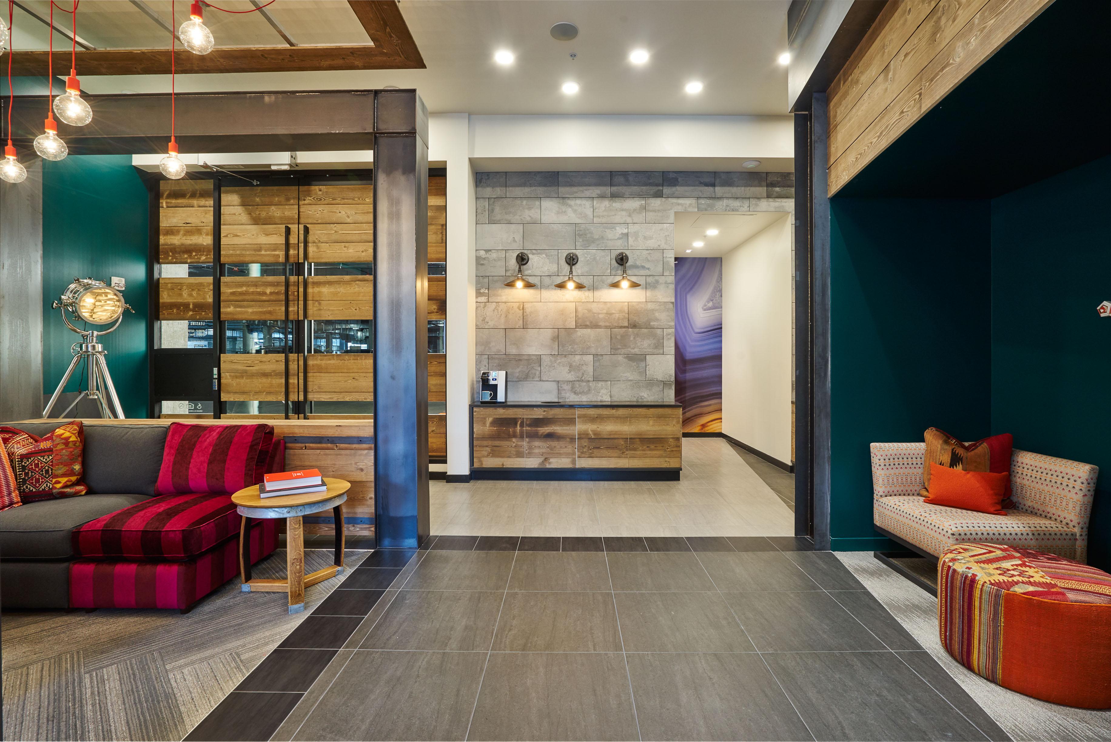 multifamily lobby design garrison hullinger multifamily lobby design