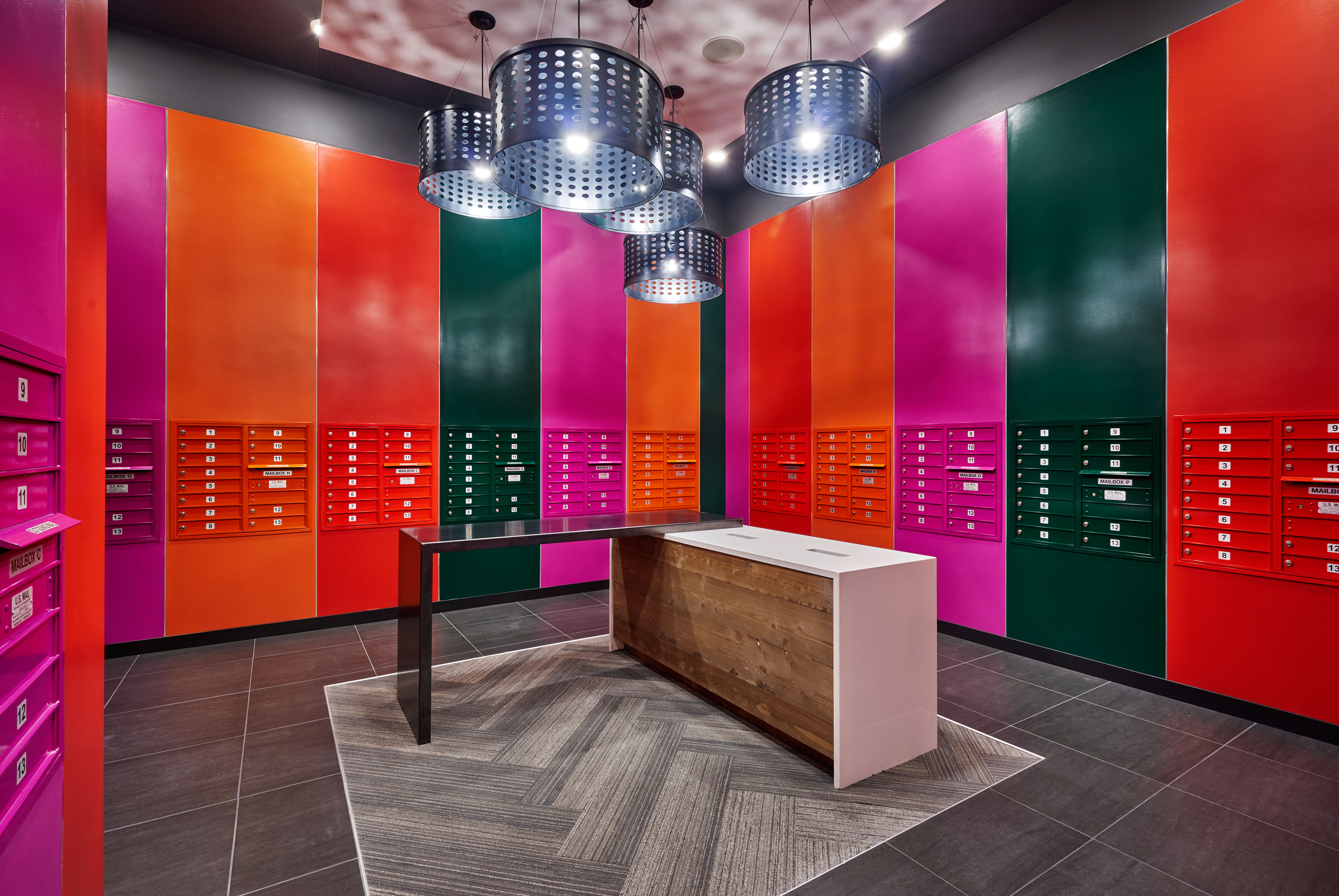 Portland interior design firm uses creative color - 10 interesting facts about interior design ...
