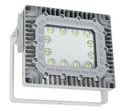 100 Watt LED Flood Light that produces 8,667 Lumens of Light