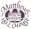 Matthews 1812 House Logo