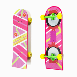 The Official Whatever Skateboards Hoverboard Skateboard