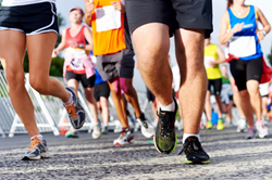 30th Annual Tram Road Challenge 6K Uphill Run and Walk, set for October 24, 2015