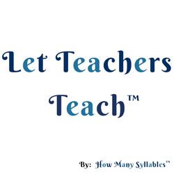 Let Teachers Teach
