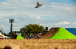 Monster Energy Pat Casey Wins the Toyota Best Trick at the Monster Cup BMX Dirt Jam