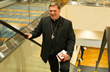 Archbishop Joseph W. Tobin, C.Ss.R. arriving at FFHL Indiana Region Dinner
