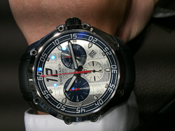 Chopard Superfast Chrono Porsche 919 Jacky Ickx watch