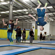 New Trampoline Park in Warwick