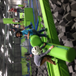 Jump In Trampoline Park Features