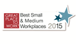 Square Root Named Second Best Small Company to Work For in the U.S.
