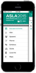 The Official ASLA 2015 Mobile App