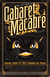 Cabaret Macabre Poster