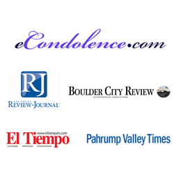 econdolence Las Vegas Review-Journal