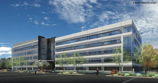 A P Begins Construction On Innovative Office Building Near Dtc